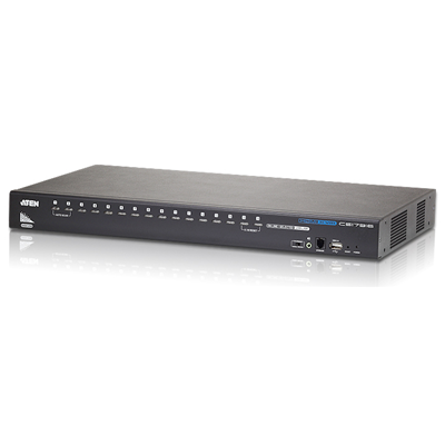 Aten CS17916 Tastatur/Video/Maus (KVM) Switch