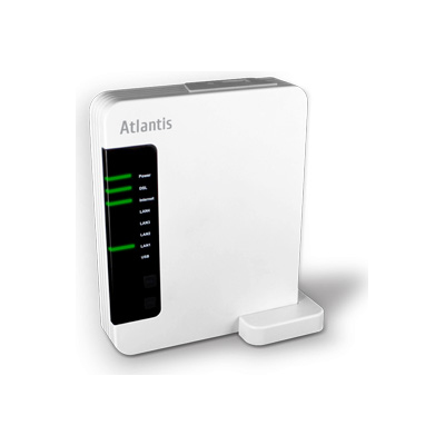 Atlantis Land CAM Router 300