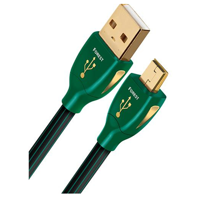AudioQuest 1.5m Forest Mini-USB