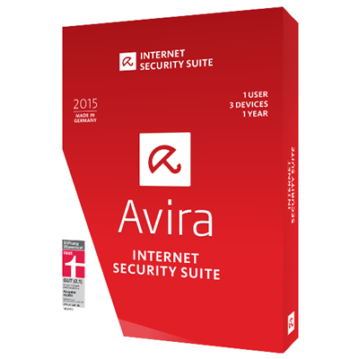 Avira Internet Security Suite, 1U, 1Y
