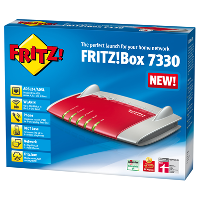AVM FRITZ!Box 7330 Edition AT