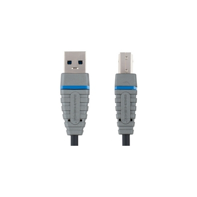 Bandridge 1m USB 3.0 A/B Cable