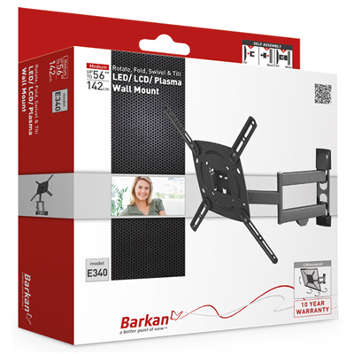 Barkan Mounting Systems E340