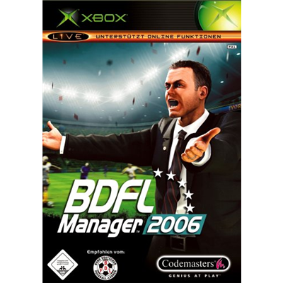BDFL Manager 2006, Xbox
