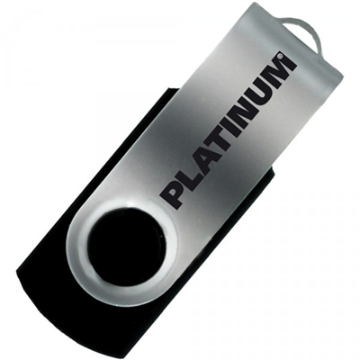 Bestmedia PLATINUM HighSpeed USB Stick Twister 32GB (177532)