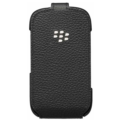 BlackBerry Flip Shell Leather