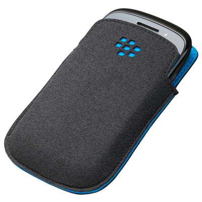 BlackBerry Microfibre Pocket, Curve 9220/9310/9320 (ACC-46639-202)