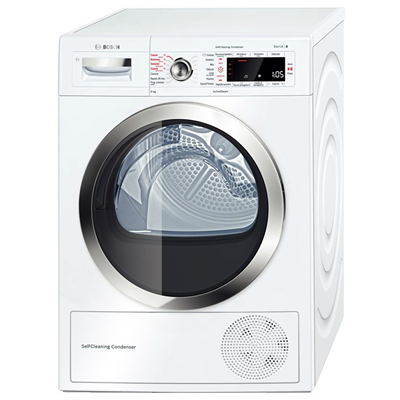 Bosch WTW855R9IT