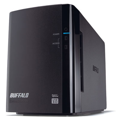 Buffalo DriveStation Duo USB 3.0 (HD-WL6TU3R1-EB)