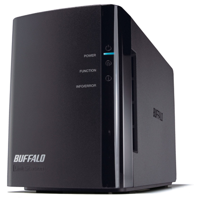 Buffalo LinkStation Duo 8TB