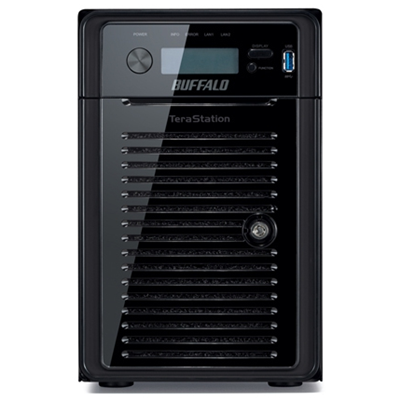 Buffalo TeraStation WS5600D 24TB