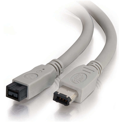 C2G 2m IEEE-1394B Cable (81614)