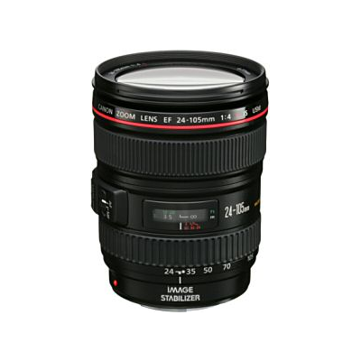 Canon EF 24-105mm / 4L IS USM
