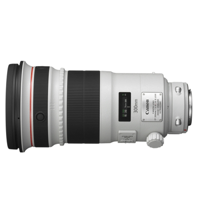 Canon EF 300mm / 2.8L IS II USM