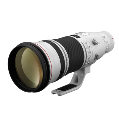 Canon EF 500mm / 4.0L IS II USM