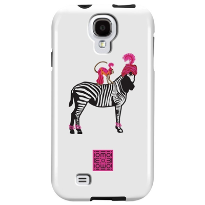 Case-mate iomoi - Lucky Zebra
