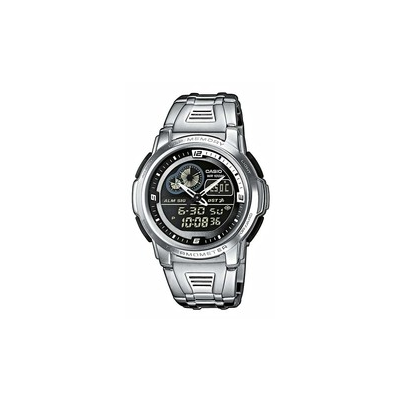 Casio Collection AQF-102W Schwarz