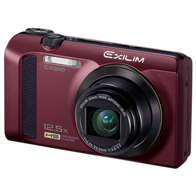 Casio EXILIM High Speed EX-ZR300 (EX-ZR300RDECC)