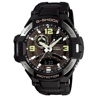 Casio G-Shock (GA-1000-1B)