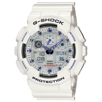 Casio G-Shock (GA-100A-7A)