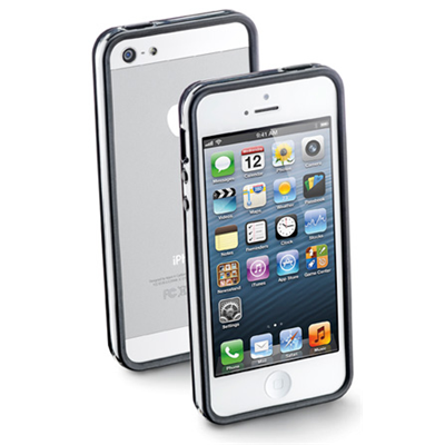 Cellular Line BUMPERIPHONE5BK