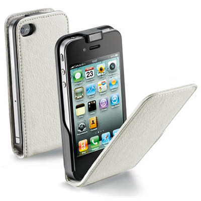 Cellular Line Flap Essential For iPhone 4/4S (FLAPESSENIPHONE4W)