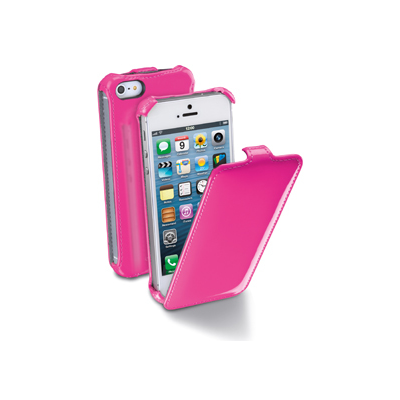 Cellular Line Flap Fluo (FLAPFLUOIPHONE5P)