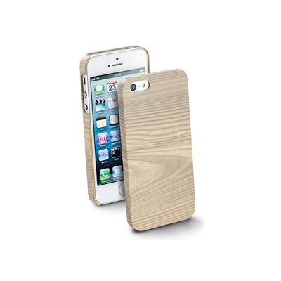 Cellular Line WOODCIPHONE5BE