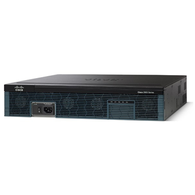 Cisco 2921 + SRE 700/710, PVDM3-32, UC/SEC License PAK (C2921-VSEC-SRE/K9)