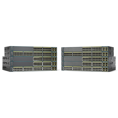 Cisco Catalyst 2960-Plus (WS-C2960+48PST-L)