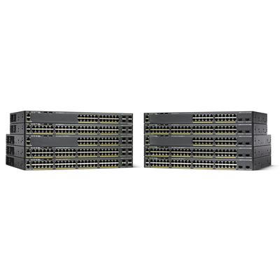 Cisco Catalyst 2960-X (WS-C2960X-48FPD-L)