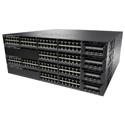 Cisco Catalyst 3650 (WS-C3650-24PD-L)