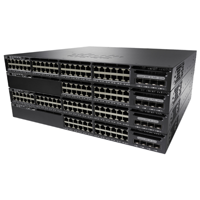 Cisco Catalyst 3650 (WS-C3650-48PQ-S)