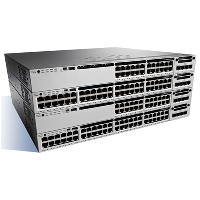 Cisco Catalyst 3850 (WS-C3850-24PW-S)