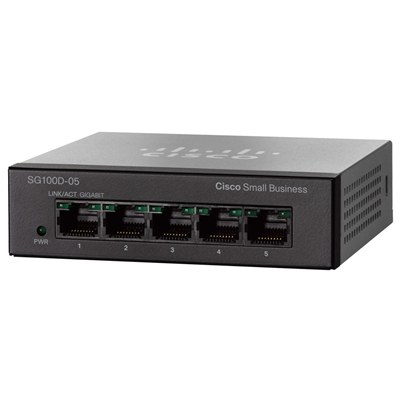 Cisco SG100D-05 (SG100D-05-EU)