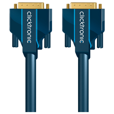 ClickTronic 10m DVI-D Connection (70336-GB)