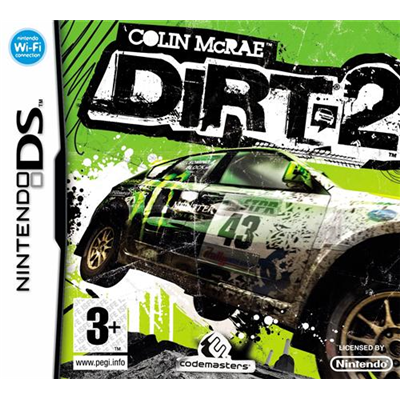 Colin McRae - Dirt 2, DS