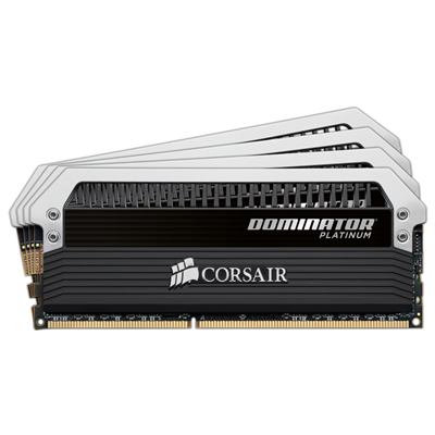 Corsair 16GB (4x 4GB) DDR4 Dominator Platinum (CMD16GX4M4B3333C16)