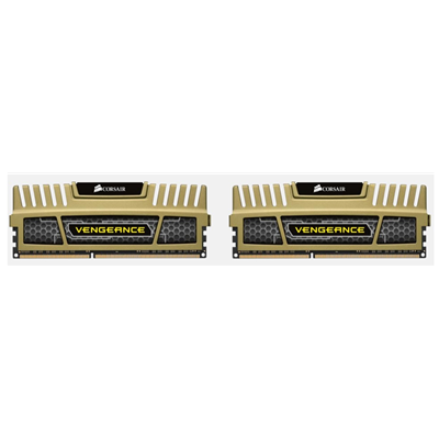Corsair 16GB DDR3 Two Module Kit (CMZ16GX3M2A1600C9G)