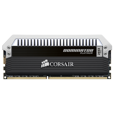 Corsair Dominator Platinum, 8GB (CMD8GX3M2A2933C12)