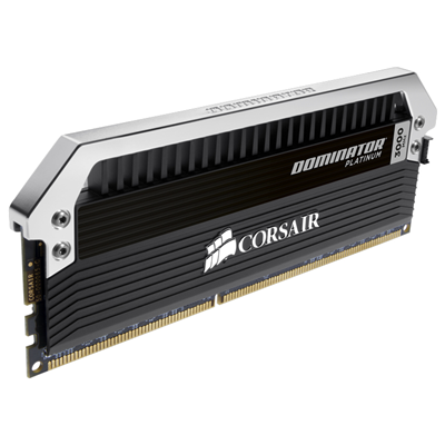 Corsair Dominator Platinum Series 16GB (4 x 4GB) (CMD16GX4M4B3200C16)