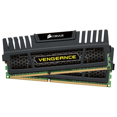 Corsair Vengeance Kit 8GB DDR3-1600 (CMZ8GX3M2A1600C9)