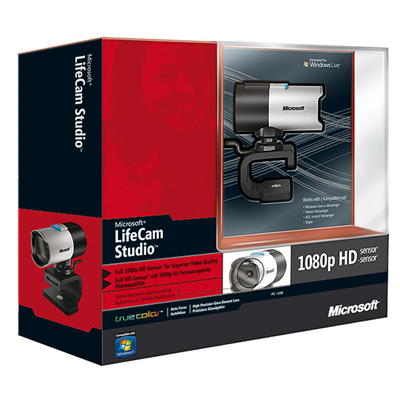 Creative LifeCam Studio (Q2F-00015)