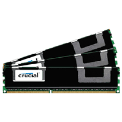 Crucial 12GB kit (4GBx3) DDR3 PC3-12800 (CT3K4G3ERSLD8160B)