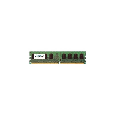 Crucial 2GB DDR2 PC2-5300 SC Kit (CT25672AB667SP)