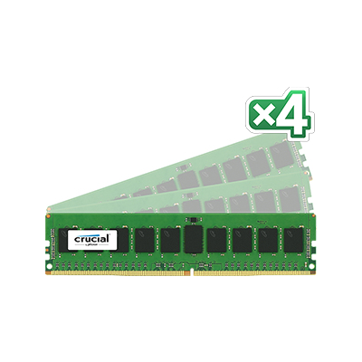 Crucial 32GB DDR4-2133 (CT4K8G4RFS4213)