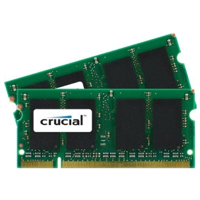 Crucial 4GB DDR2-667 (CT2K2G2S667M)