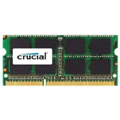Crucial 4GB DDR3-1066 (CT4G3S1067M)