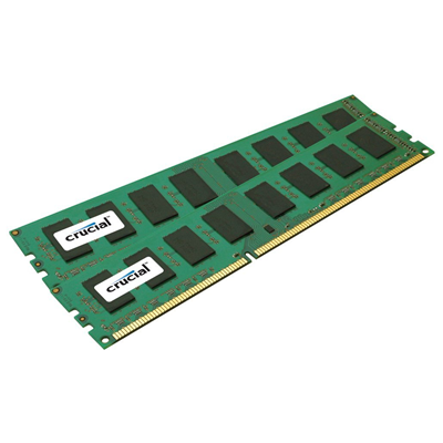 Crucial 4GB DDR3 1066MHz Kit (CT2CP25672BA1067)