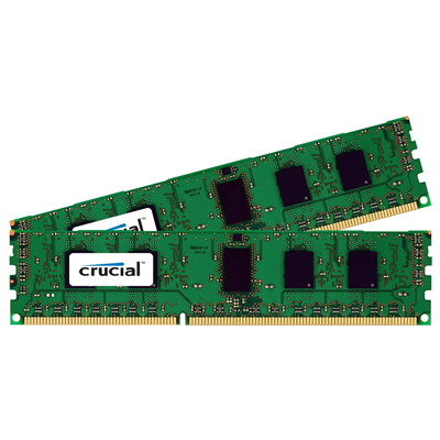 Crucial 4GB DDR3 1600MHz Kit (CT2CP25664BA160B)